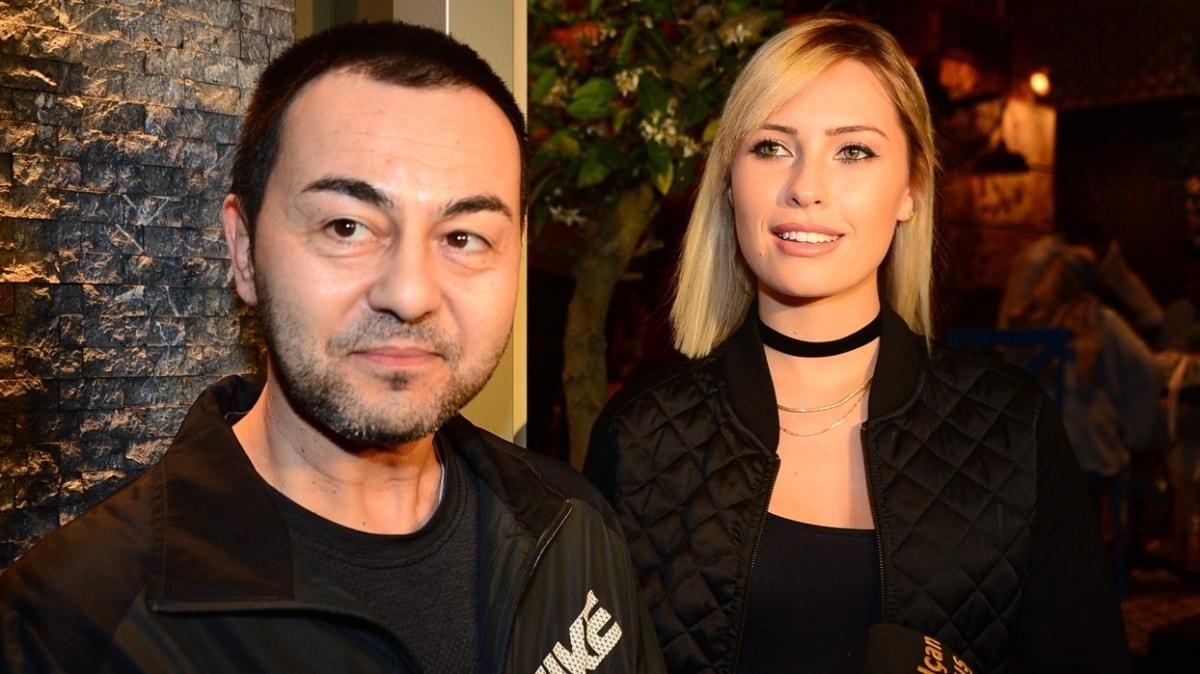 Serdar Ortaç'a eski eşi Chloe Loughnan'dan konuşma yasağı