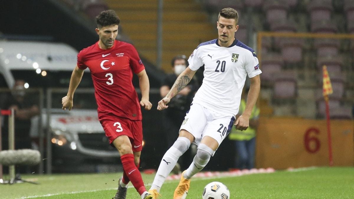 Hasan Ali Kaldırım, Sırbistan maçında sakatlandı