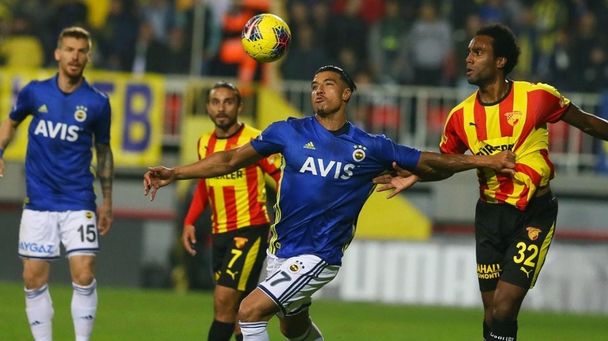Fenerbahçe'nin yüzü Göztepe deplasmanında gülmüyor