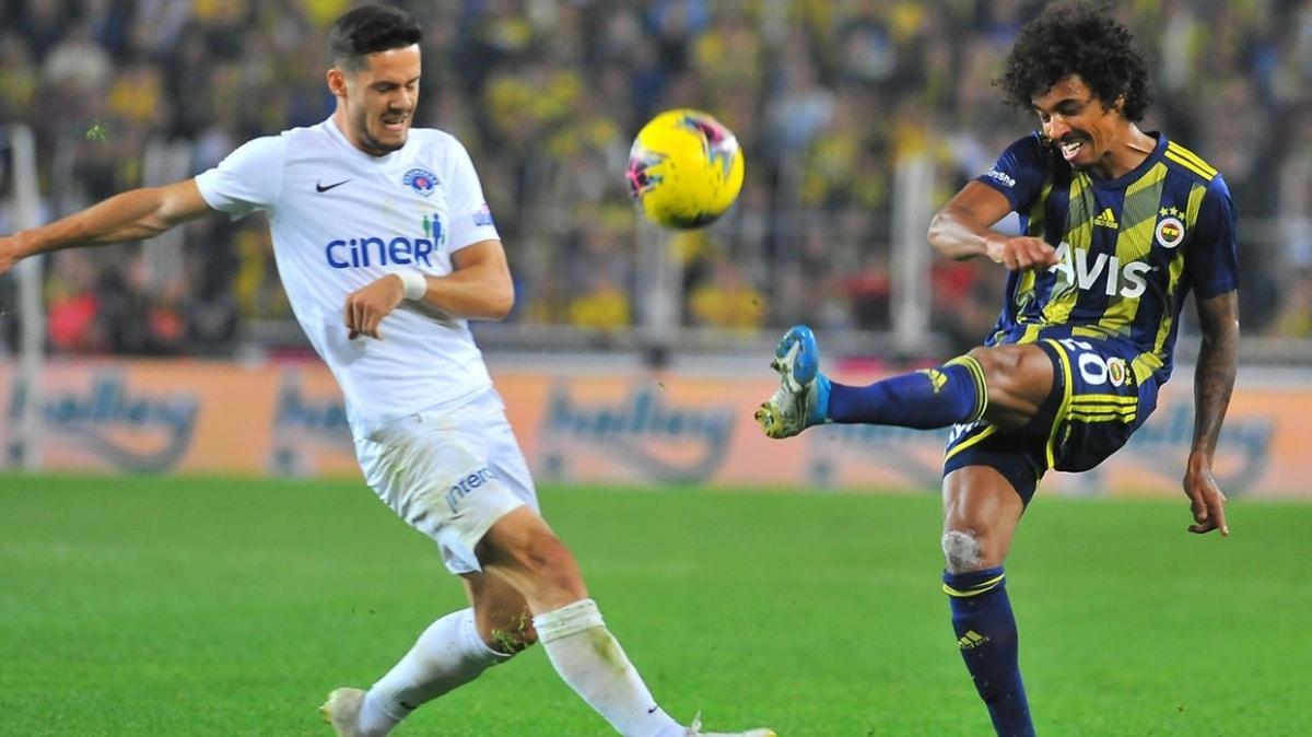 Fenerbahçe'de saha içi lider Luiz Gustavo