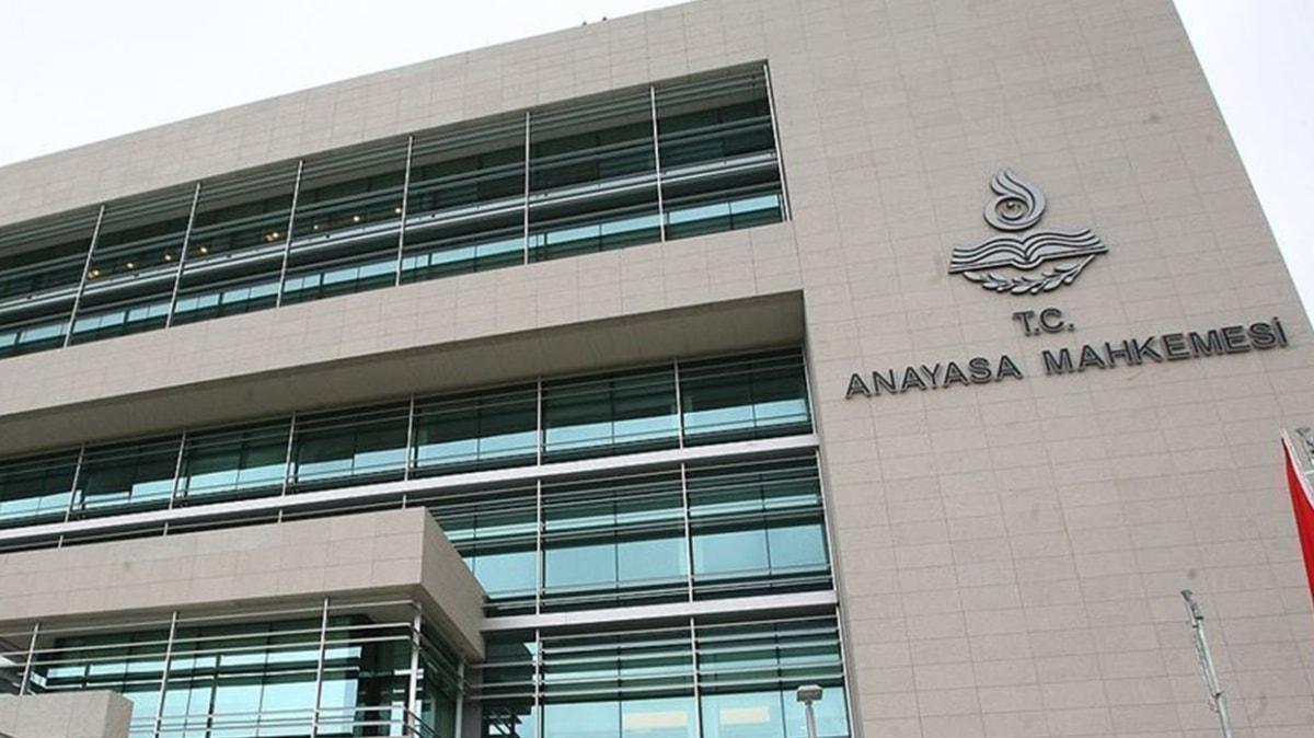 Anayasa Mahkemesi saat 14.00'te gündemsiz toplanacak