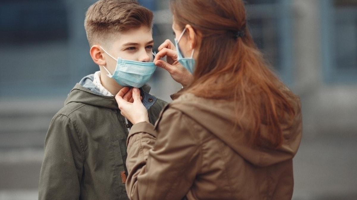 Uzmanlar uyardı: Panik yapmadan virüs için tedbirli olmayı öğretin
