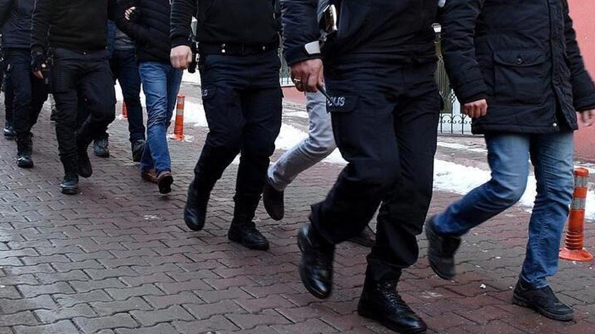 15 ilde düzenlenen FETÖ operasyonlarında 44 şüpheli yakalandı