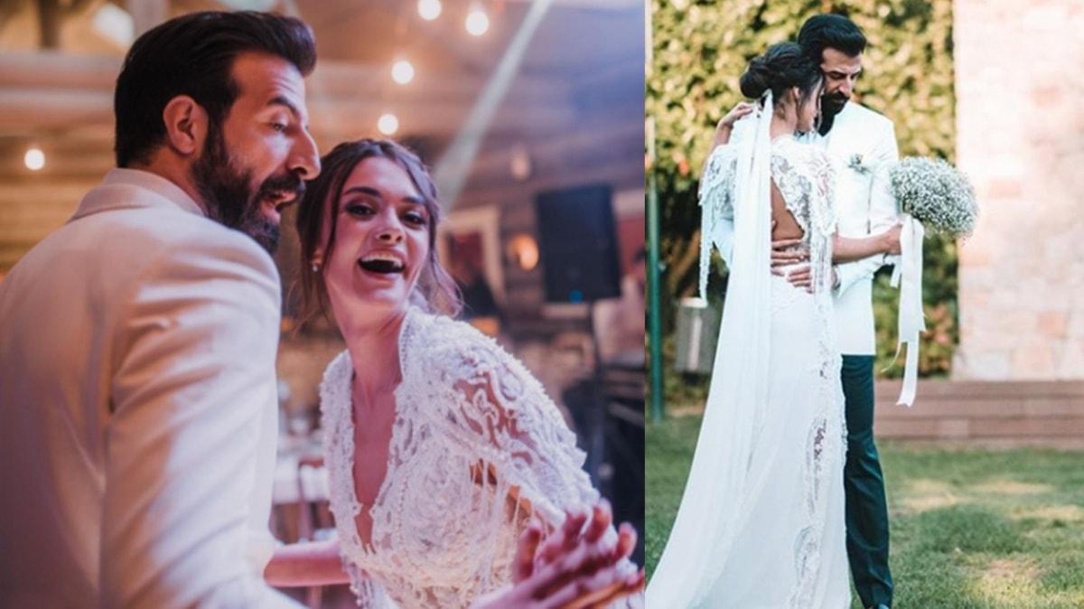 Hande Soral ve İsmail Demirci üç yılı devirdi! Romantik paylaşım