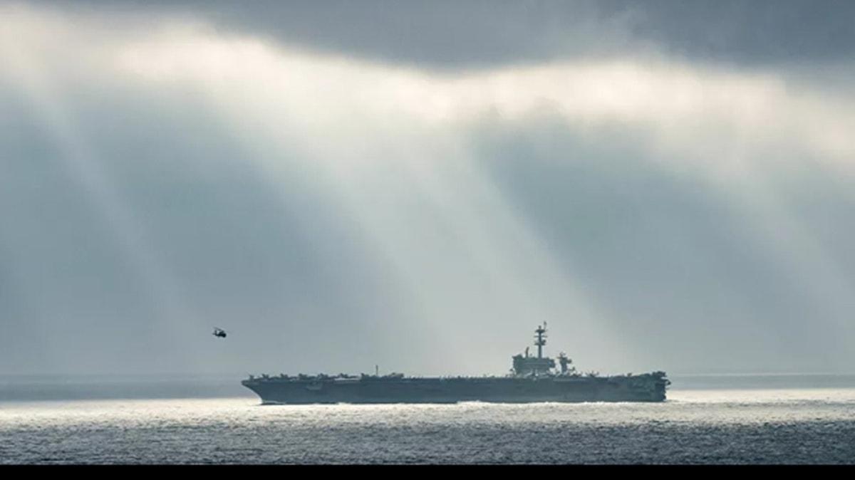 Çin ordusu, Tayvan Boğazı'nda en üst düzeyde alarma geçti: ABD, barışı baltalıyor