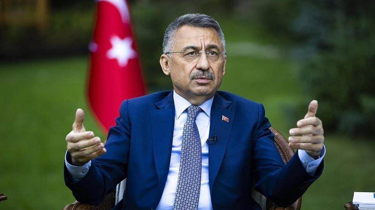 Cumhurbaşkanı Yardımcısı Oktay: Yeni normalde üretim üssü olacağız