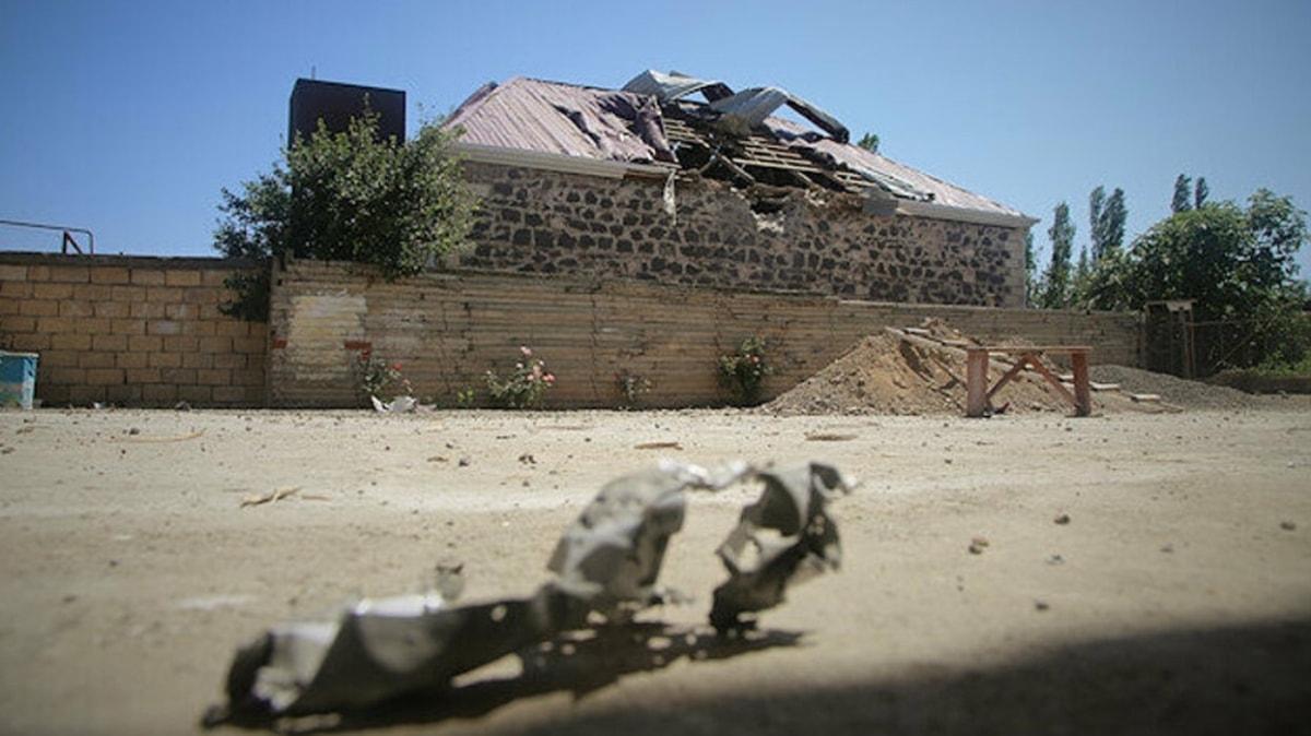 İşgalci Ermenistan Terter'de sivilleri hedef aldı: 3 kişi hayatını kaybetti