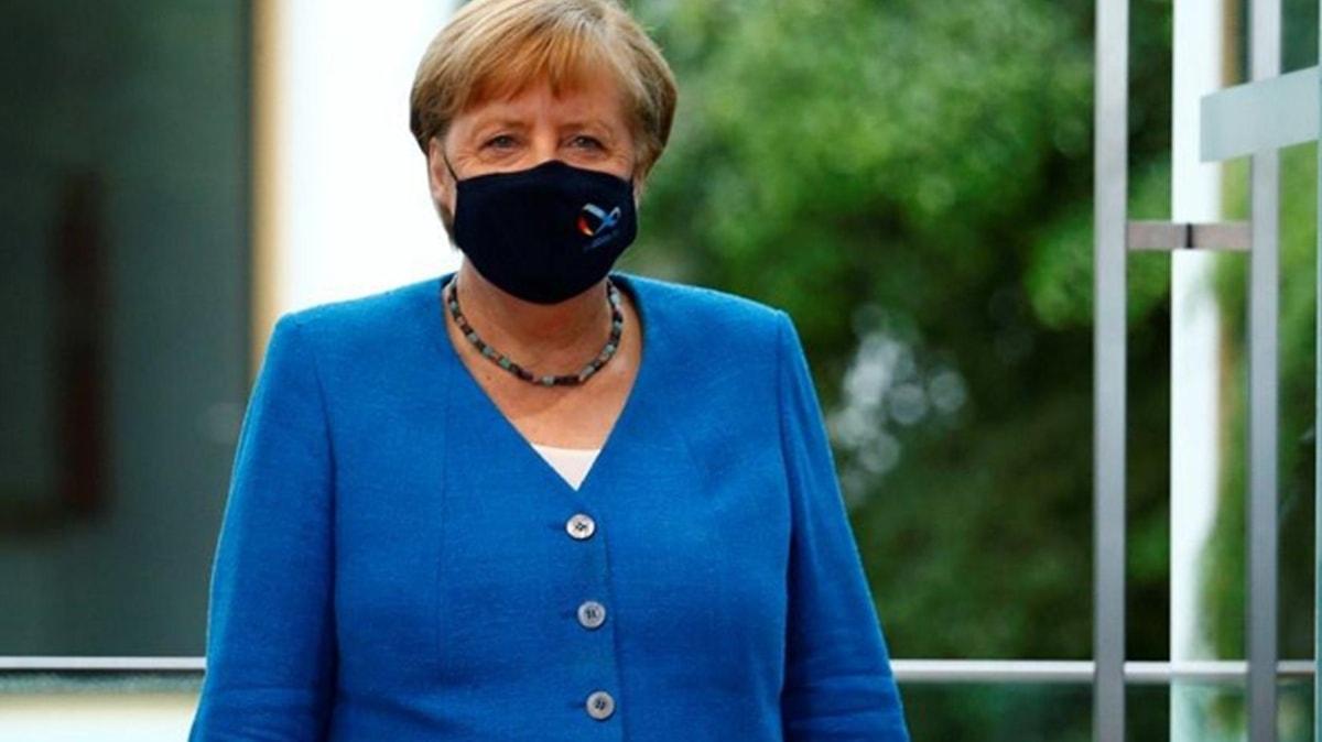Merkel'den ikinci dalga uyarısı: Ekonomik olarak kaldıramayız