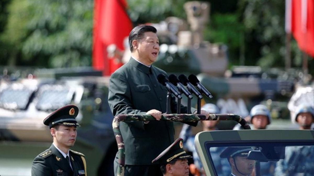 Çin Devlet Başkanı Şi'den orduya teyakkuz talimatı: Tüm askerler hazır olsun
