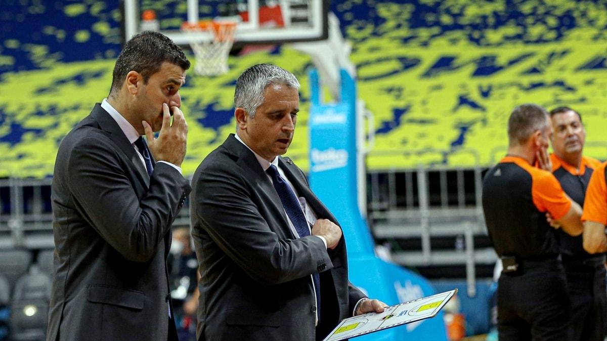 Igor Kokoskov: Maçı uzatmaya götürmememiz gerekiyordu