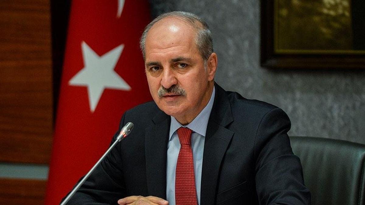 AK Parti Genel Başkanvekili Kurtulmuş'tan, işgalci Ermenistan'ın sivillere yönelik saldırısına kınama