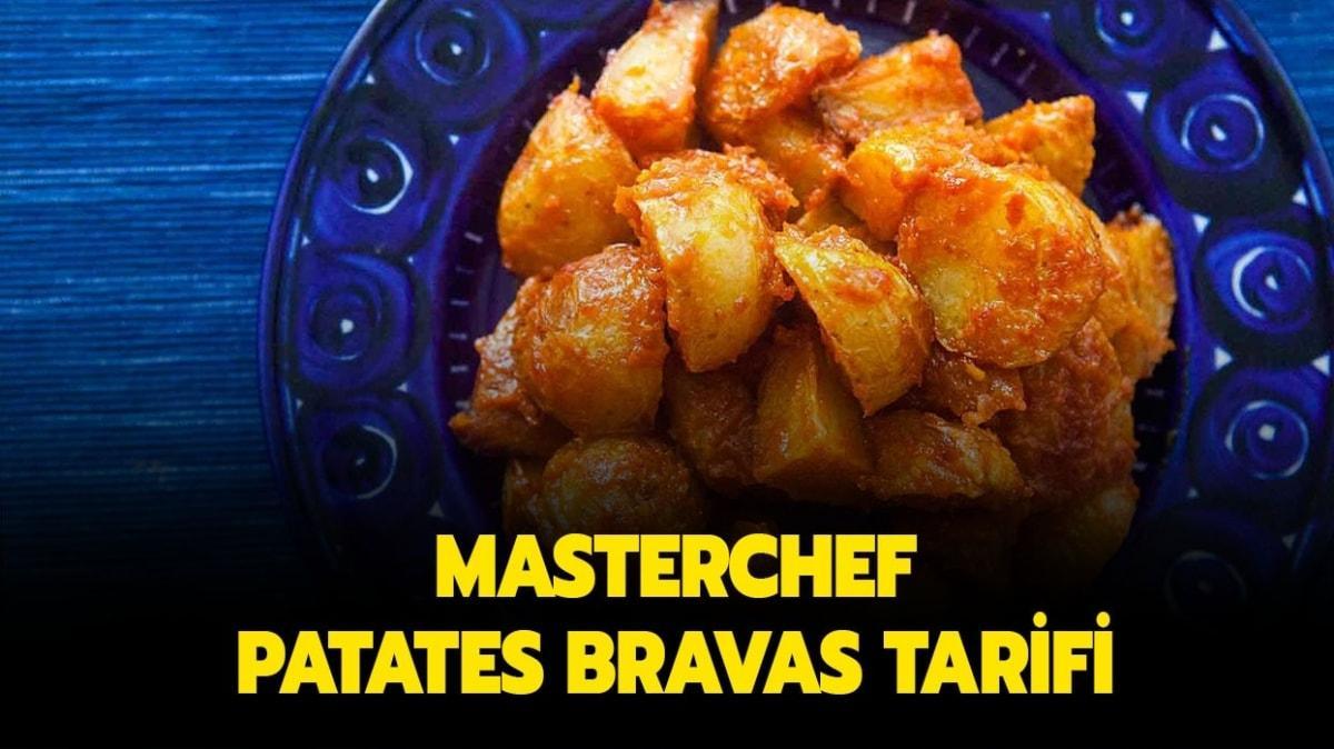 """Patates Bravas yapılışı ve malzemeleri! MasterChef Patates Bravas tarifi nasıl yapılır"""""""