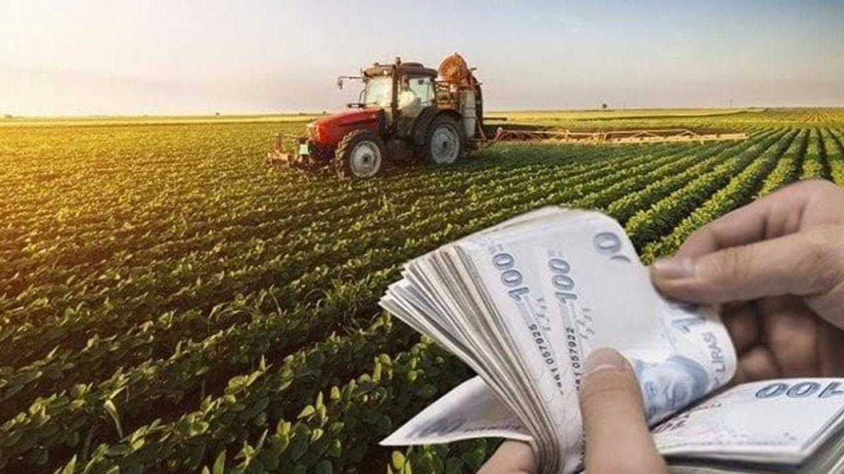 Tarımsal destekte alt sınır 2 bin lira olarak belirlendi