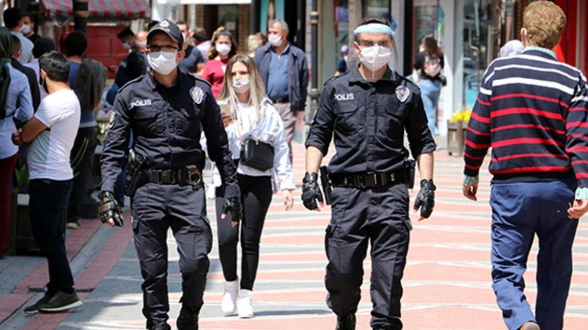 İçişleri Bakanlığı açıkladı: Yarın kapsamlı koronavirüs denetimi gerçekleştirilecek