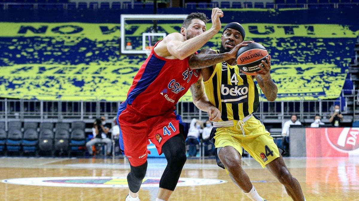 Fenerbahçe, CSKA'ya uzatmalarda teslim oldu