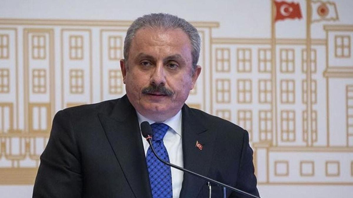 TBMM Başkanı Şentop, Azerbaycan'a gidiyor