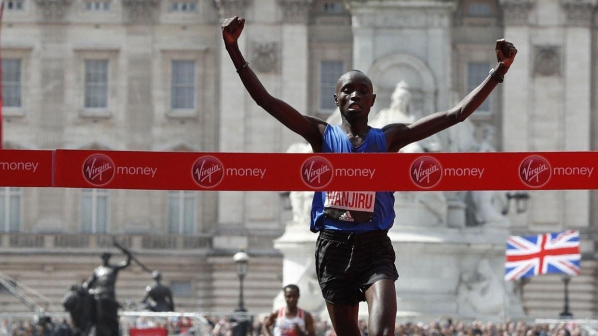 Doping yaptığı tespit edilen Daniel Wanjiru'ya 4 yıl men cezası