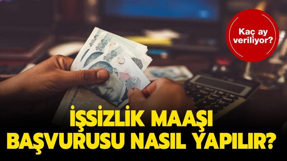 """İŞKUR işsizlik maaşı kaç ay alınır"""""""