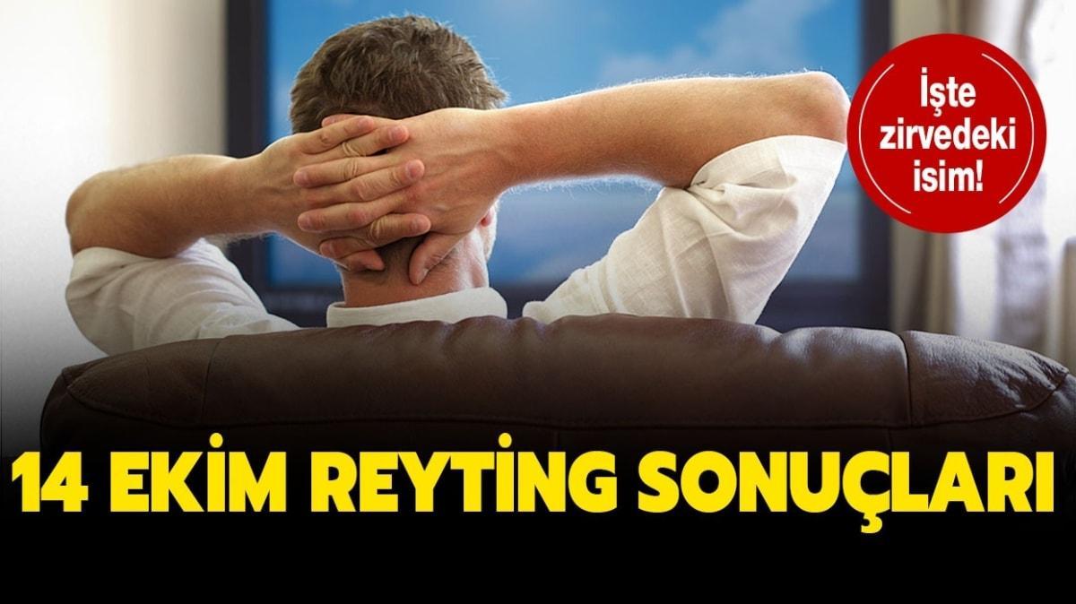 14 Ekim reyting sonuçları