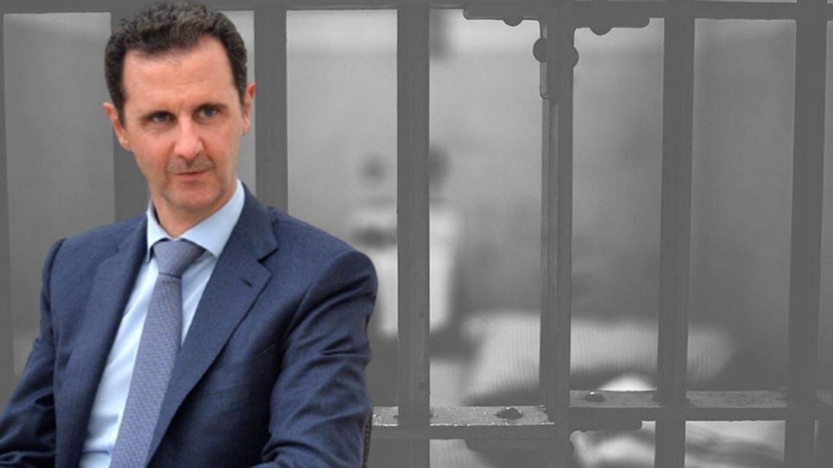 """Esed rejiminin kanlı """"Terör Mahkemesi"""" oyunu: Binlerce kişi için idam kararı verdiği ortaya çıktı"""