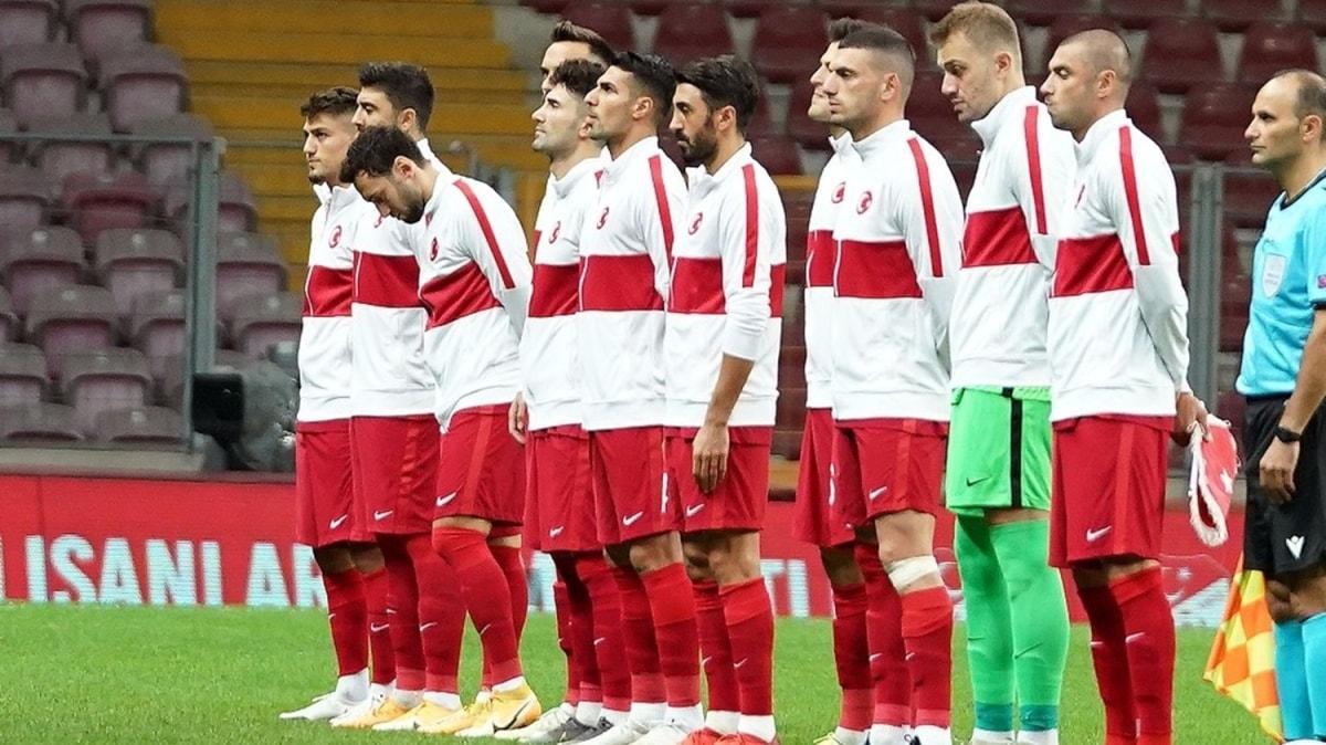 Türkiye'nin grubunda son durum