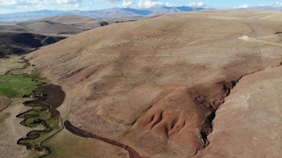 Bayburt'ta fosiller bulunan sit alanı 'kesin korunacak hassas alan' listesine alındı