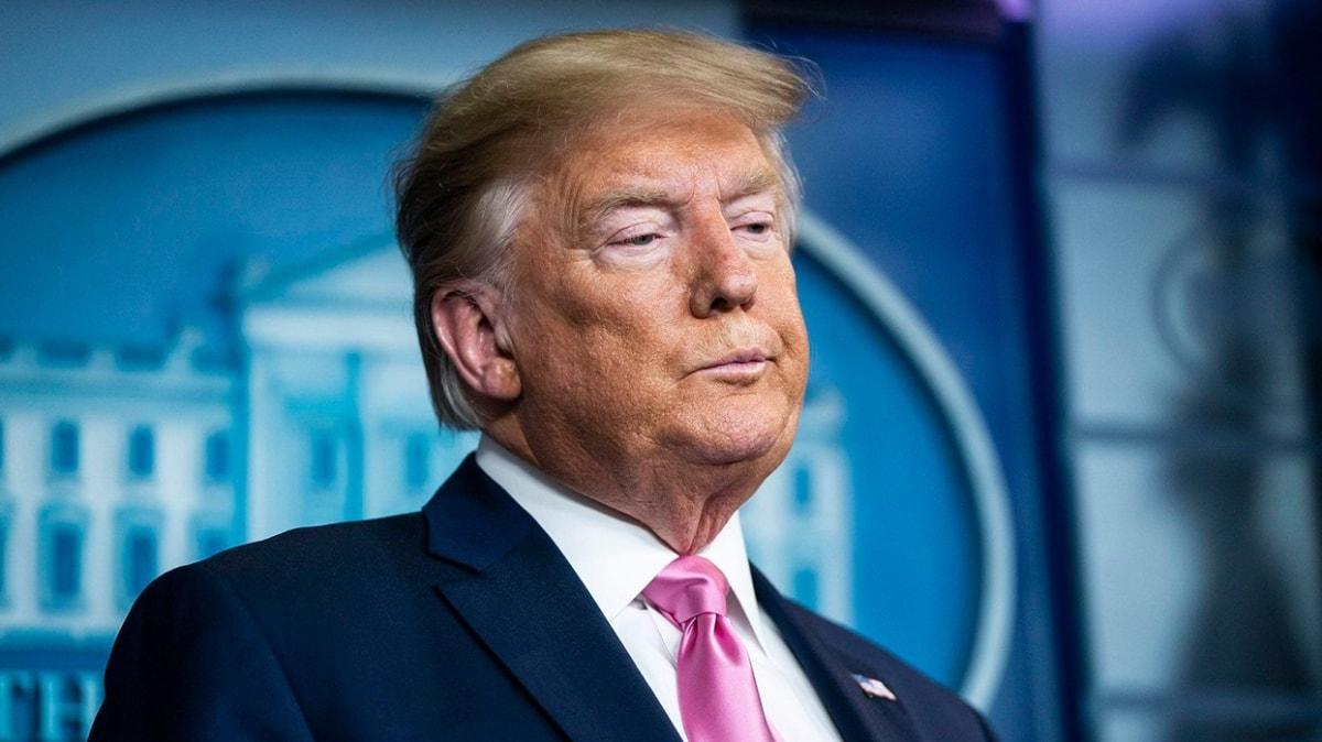 """CNN'den ABD gündemini sarsacak iddia: """"Trump'ın bu sabahtan beri ateşi var"""""""