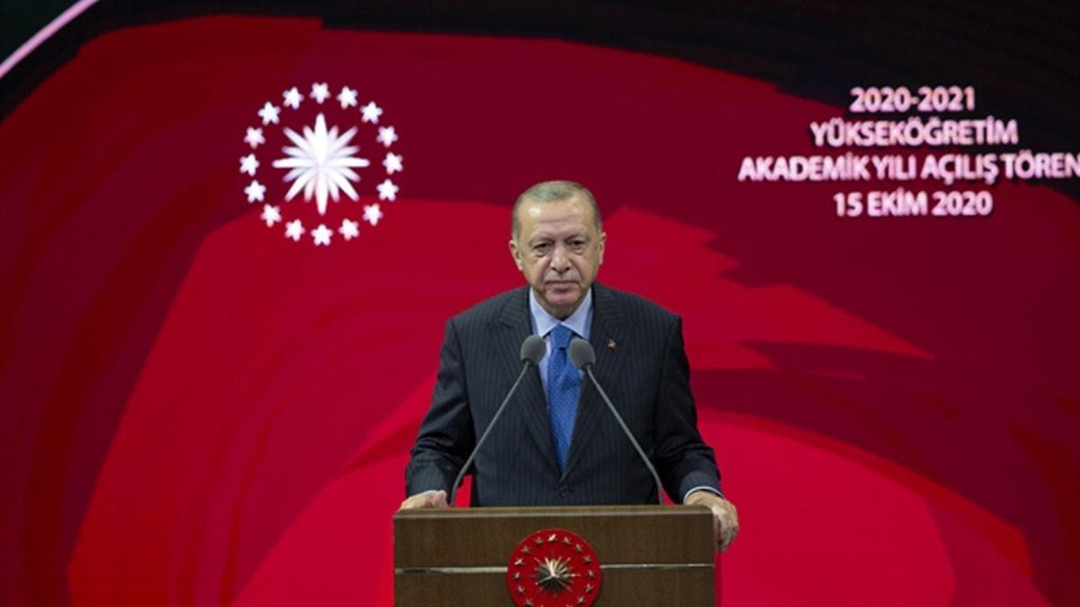 Başkan Erdoğan'dan muhalefete erken seçim yanıtı: Gelişmiş olan bir ülkede böyle bir şeyi göremezsiniz