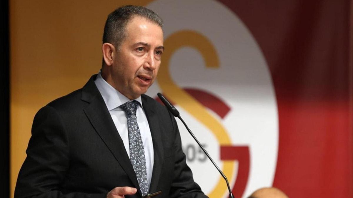 Galatasaray'da başkan adayı Metin Öztürk seçime hazır