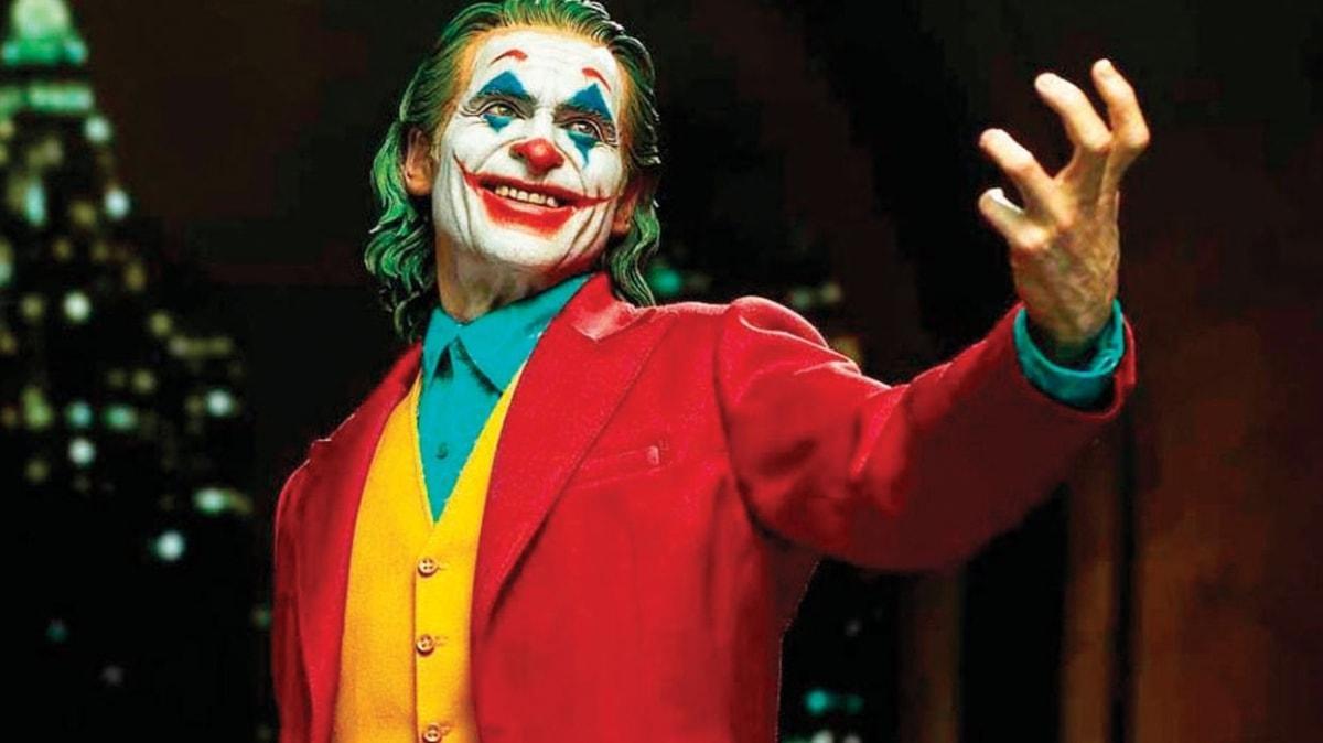 Joker'e hayat veren Joaquin Phoenix, Napolyon'u canlandıracak... Kitbag filmi için Ridley Scott ile anlaştı