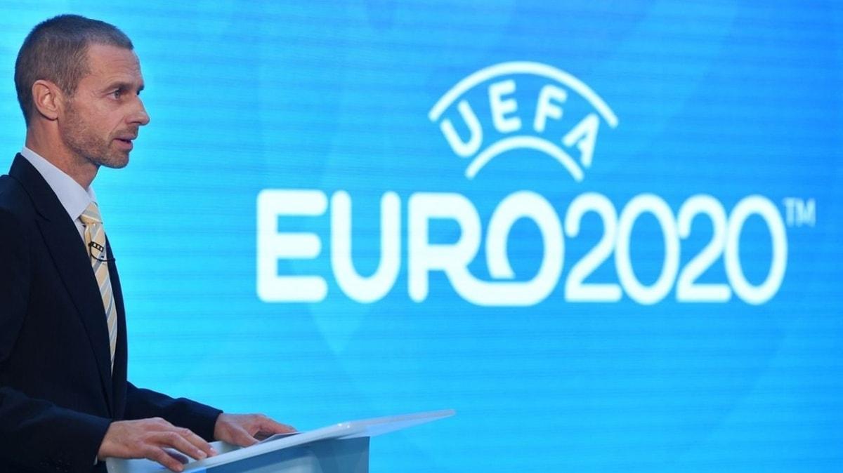 12 ülkede organize edilmesi öngörülen EURO 2020'de ev sahibi sayısı 1'e indirilebilir