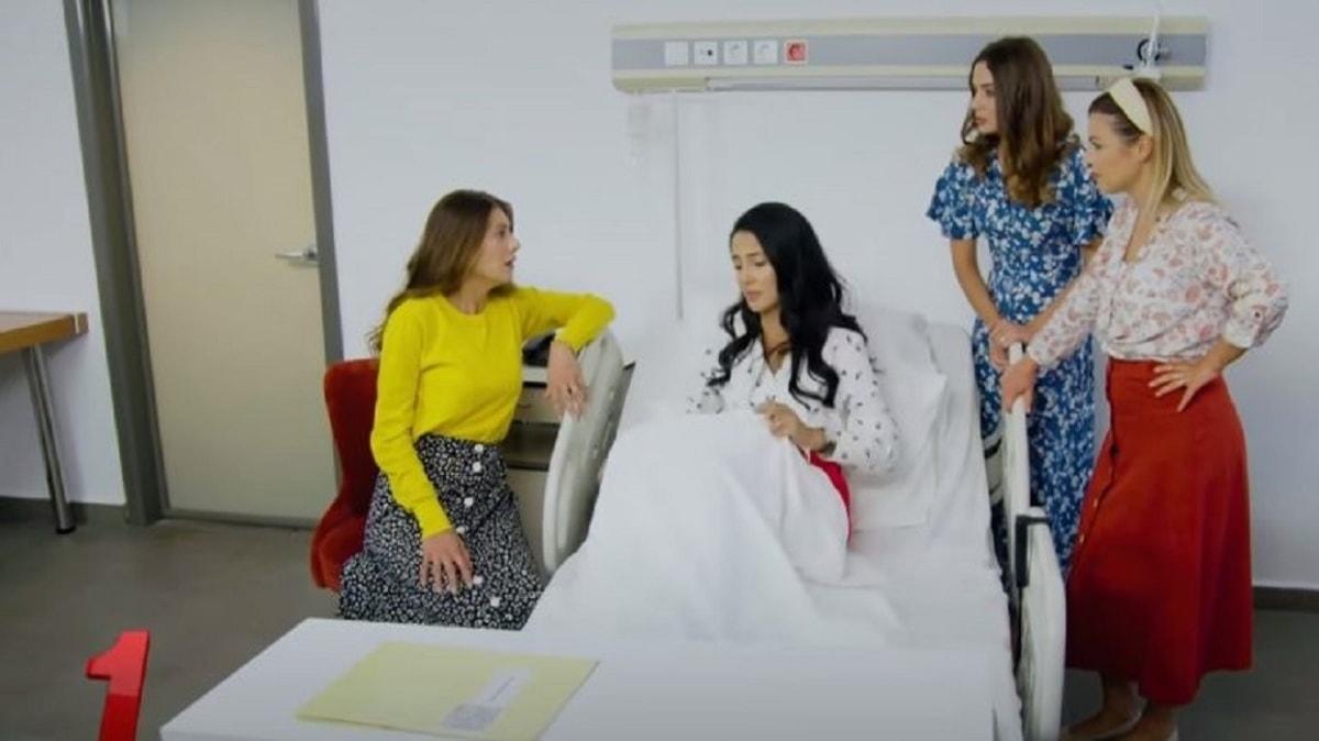 TRT1'in günlük dizisi Acemi Anneler farklı bir deneyim yaşatmaya geliyor!