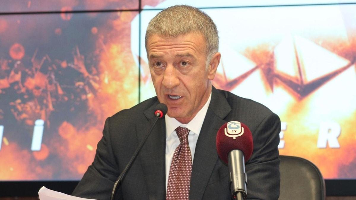 Ahmet Ağaoğlu: Kulübün borcunu 182 milyon eurodan 99.6 milyon euroya düşürdük