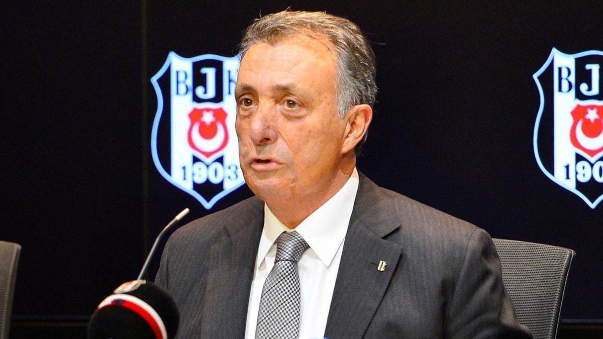 Ahmet Nur Çebi: 'Golcü transferi Ocak'ta hallolacak'