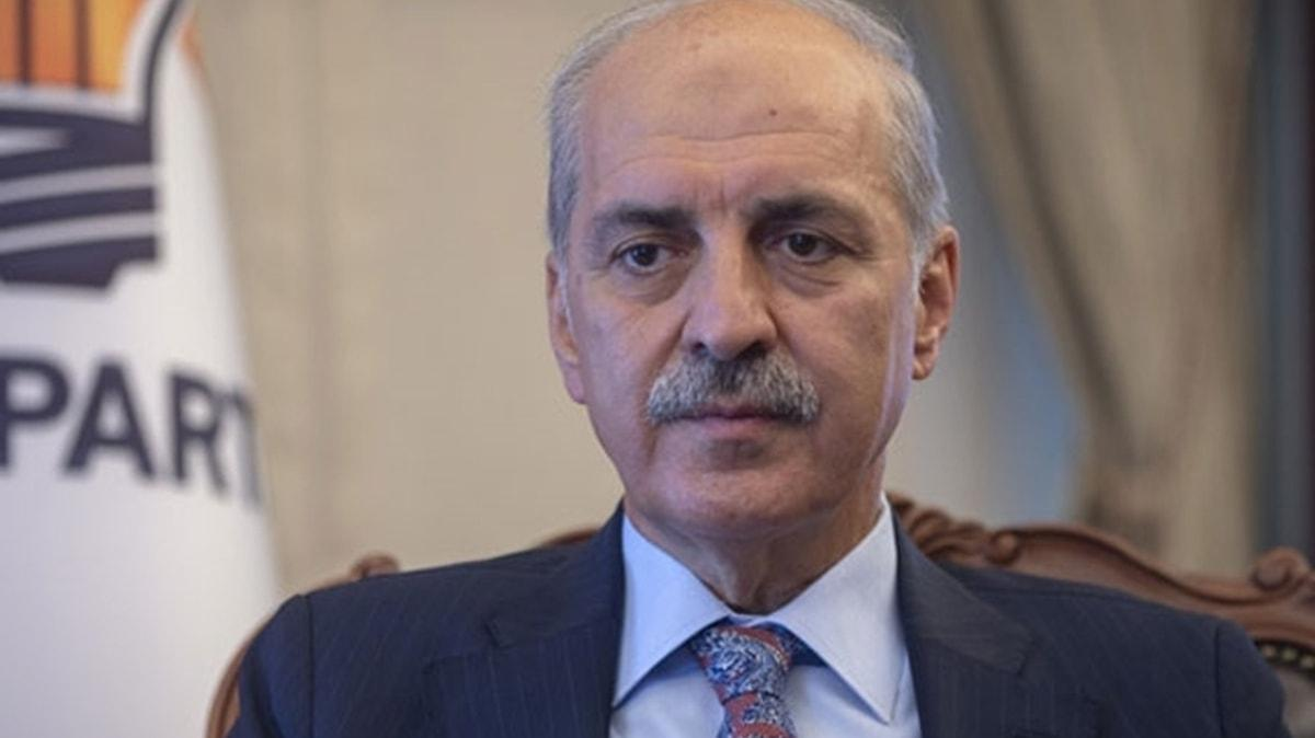 AK Parti Genel Başkanvekili Numan Kurtulmuş'un acı günü