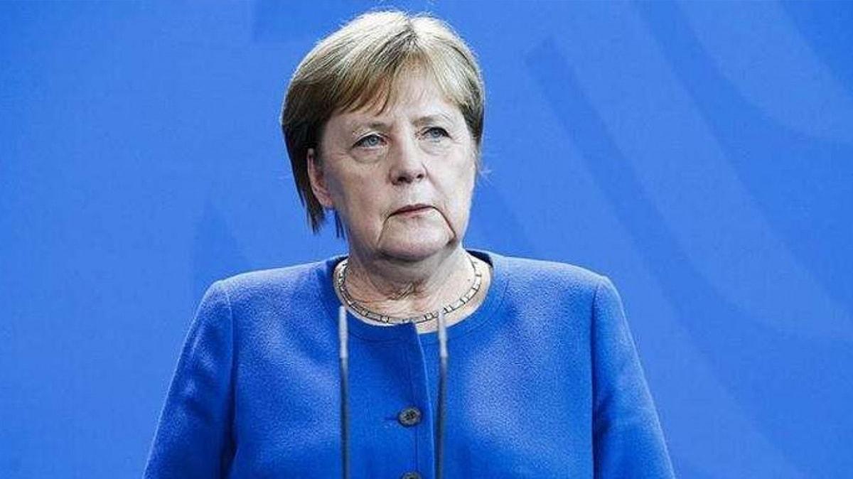 Almanya Başbakanı Merkel, Doğu Akdeniz'de gerilimin düşürülmesi çağrısı yaptı