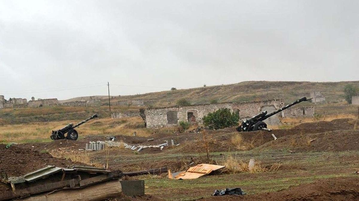 Azerbaycan ordusu, 3 köyü işgalden kurtardı