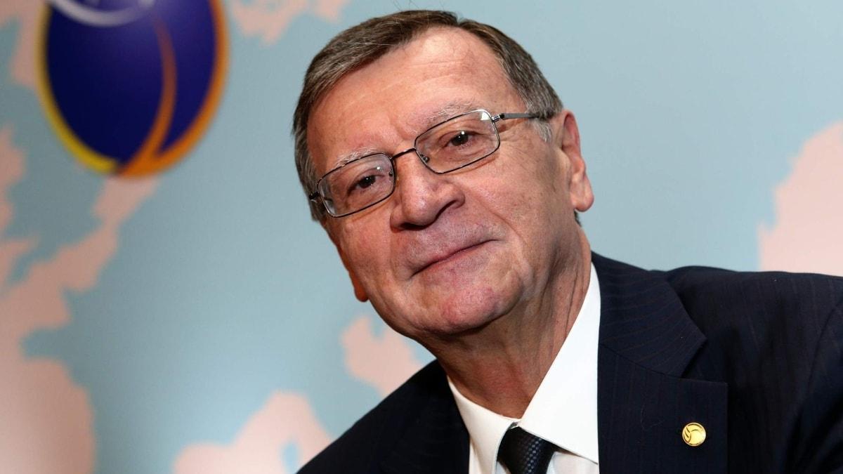 CEV Başkanlığına yeniden Aleksandar Boricic seçildi