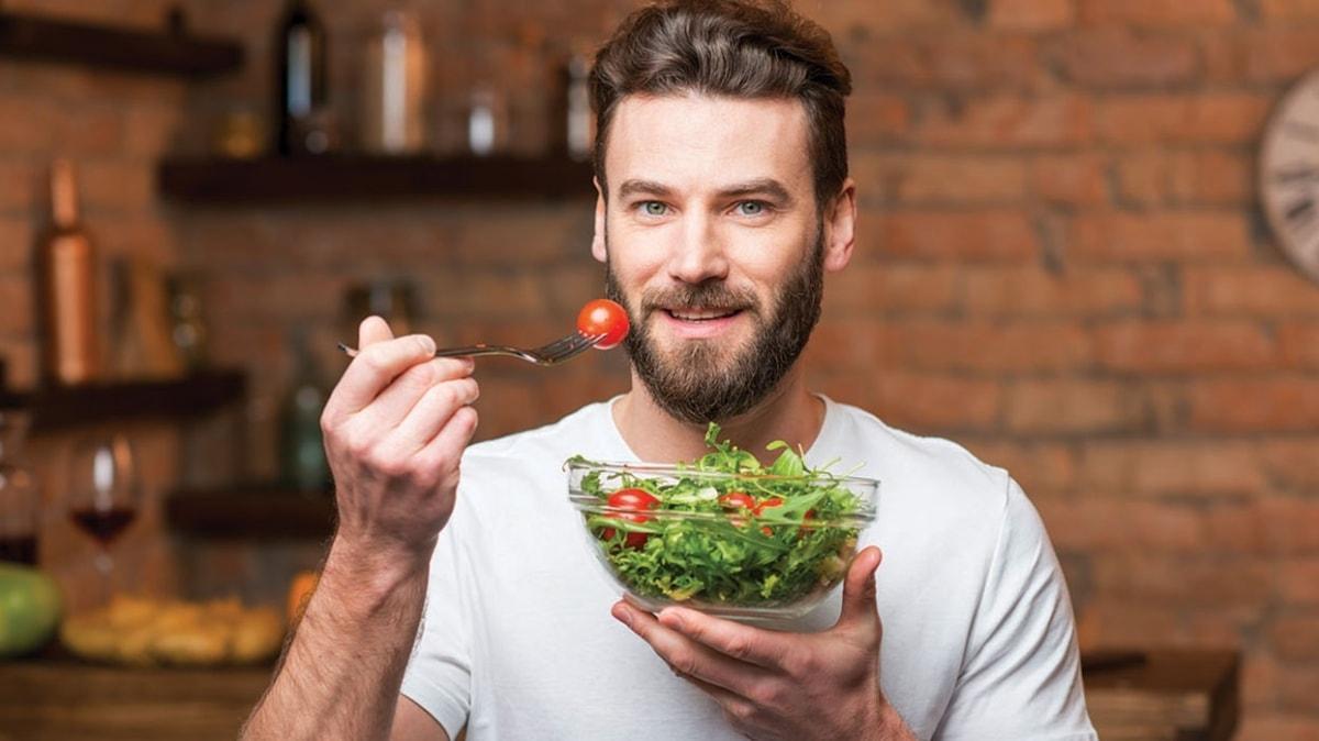 Erkekler de diyet yapar - yapmalı