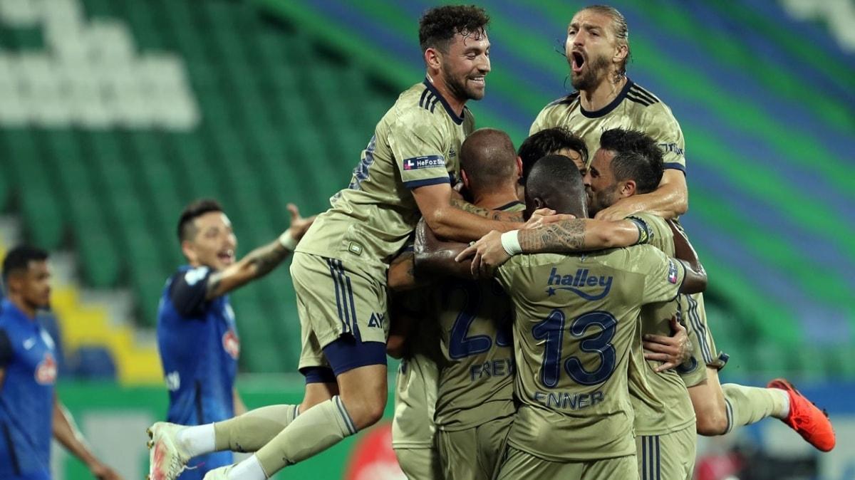 Fenerbahçe'nin Rize maçındaki formalarına büyük ilgi