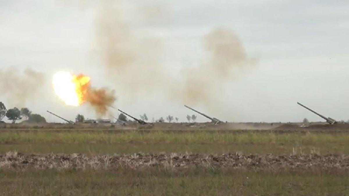 İşgalci Ermenistan cephede ağır kayıplar veriyor: Paralı askerler savaşmayı reddetti