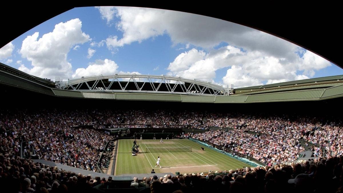 Koronavirüs nedeniyle bu sezon iptal edilen Wimbledon gelecek yıl yapılacak