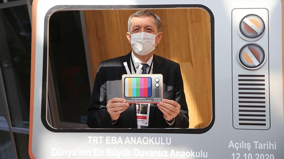 Milli Eğitim Bakanı Selçuk açıkladı: EBA TV Anaokulu açıldı