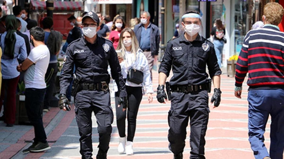 Türkiye genelinde koronavirüs denetimi