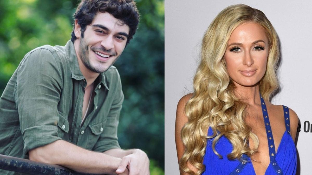 Yarım Kalan Aşklar'ın Ozan'ı Burak Deniz açıkladı: Paris Hilton beni araştırmış