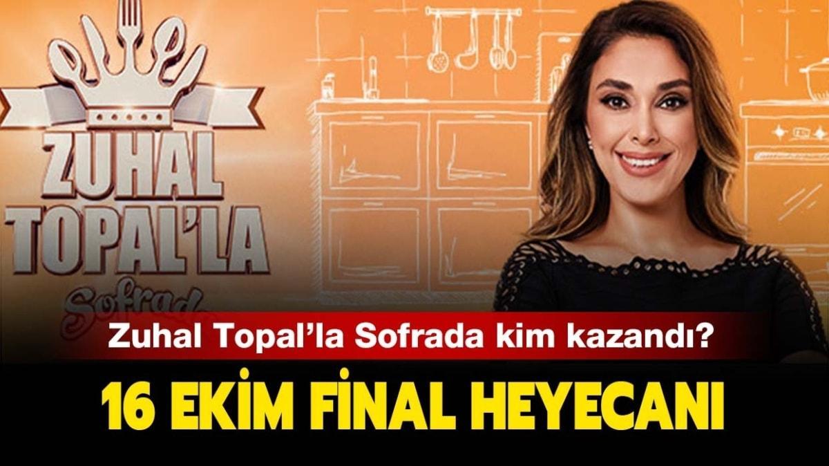 "Zuhal Topal'la Sofrada 16 Ekim Cuma kazananı kim oldu"" Zuhal Topal'la Sofrada hafta birincisi belli oldu!"