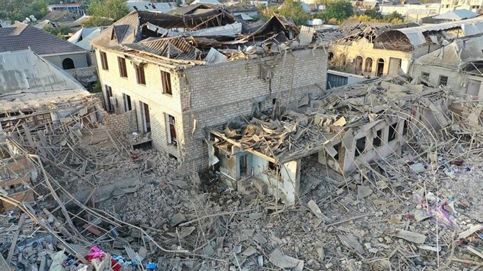 ABD basını işgalci Ermenistan'ın Azerbaycan'a saldırısını görmezden geldi