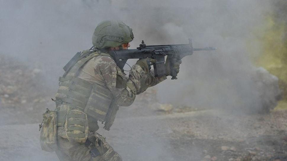 MSB duyurdu... Sızma girişiminde bulunan PKK'lı teröristler etkisiz hale getirildi