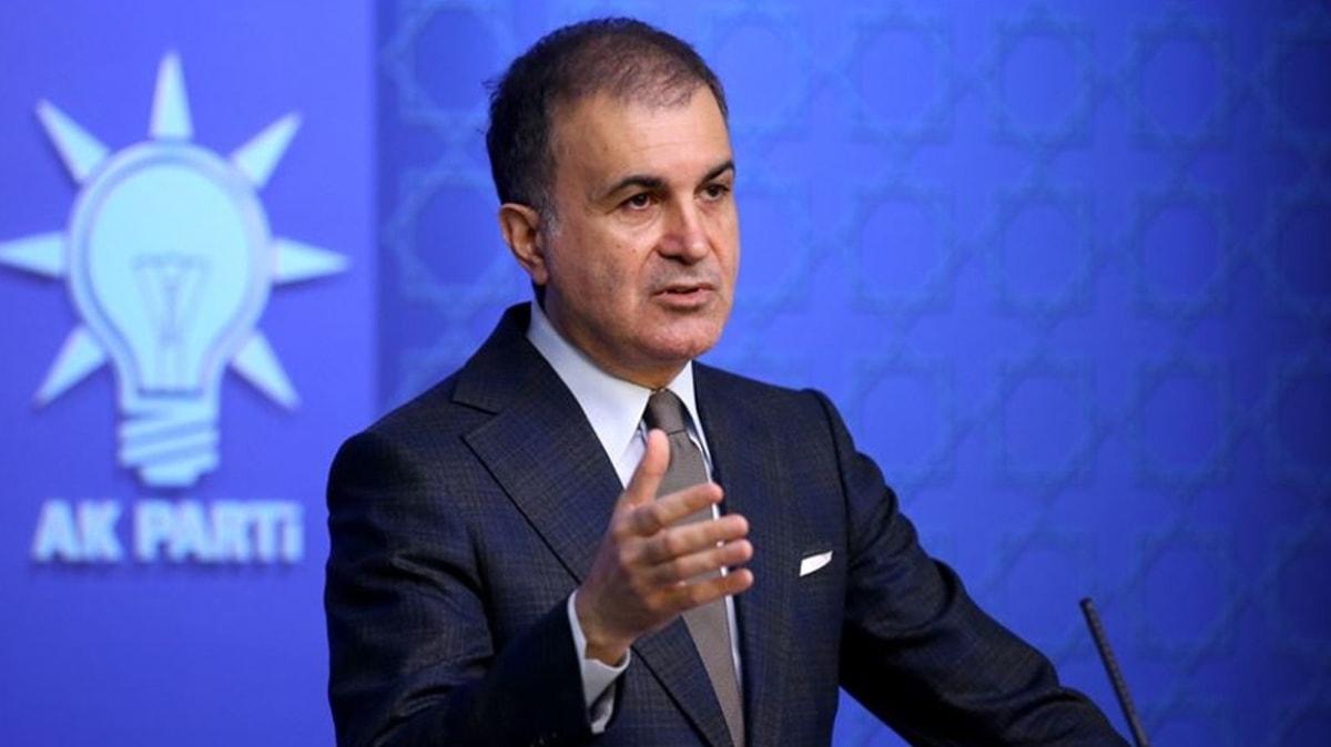 AK Parti Sözcüsü Çelik'ten sert tepki: Ermenistan'ı destekleyenler katliamların asıl suçlusudur