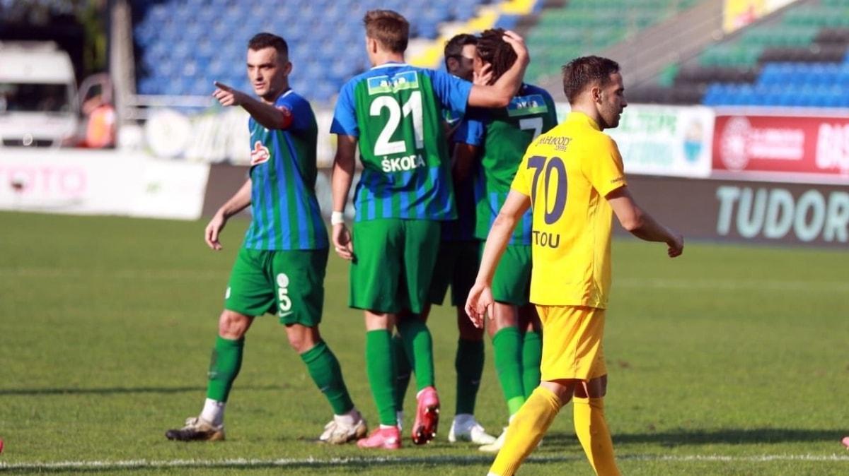 Çaykur Rizespor konuk ettiği Ankaragücü'nü 5-3 mağlup etti
